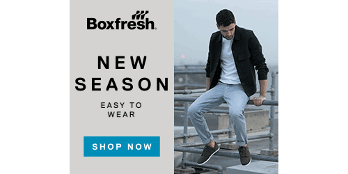 Boxfresh - New season - easy to wear