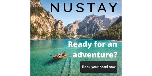 Nustay - Ready for an adventure - Book your hotel now