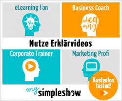 mysimpleshow - eLearning, business coach, corporate trainer, marketing profi